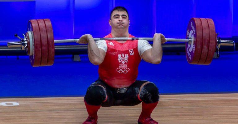 Platz neun im Zweikampf für Sargis Martirosjan