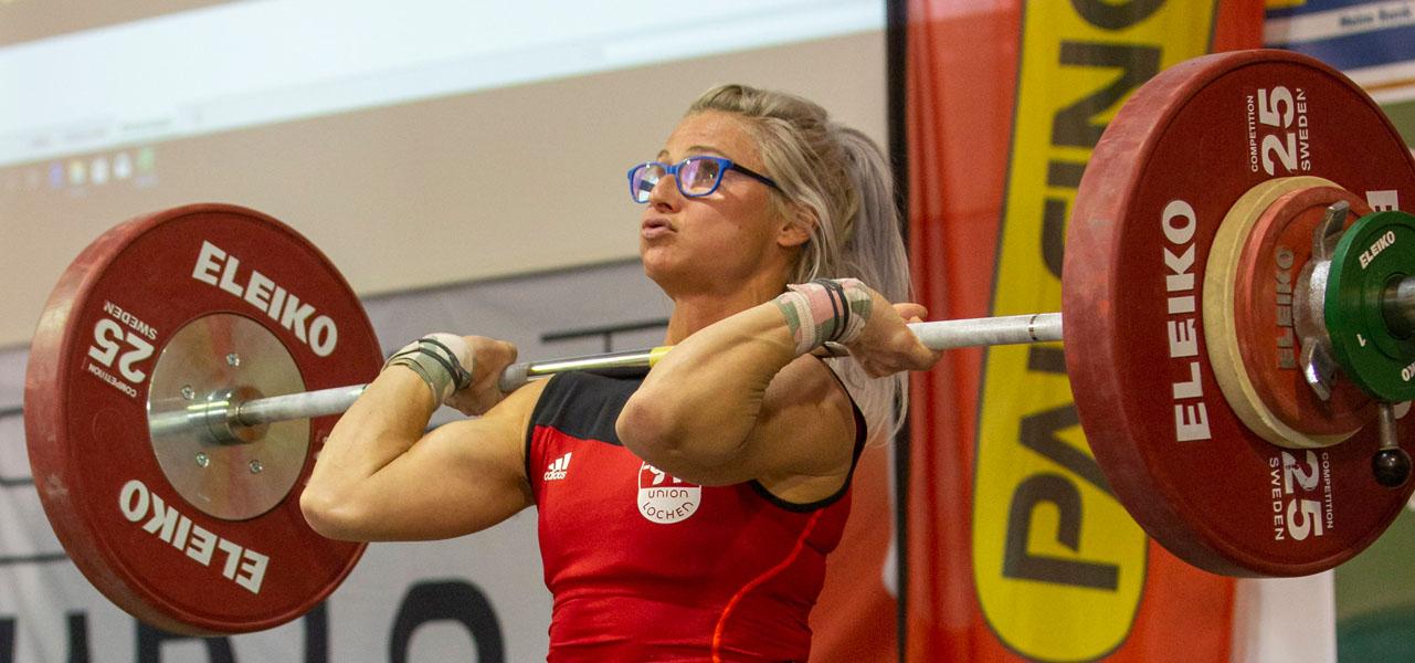 Christiane Schröcker siegt in der Masterklasse beimInternationalen Women GP