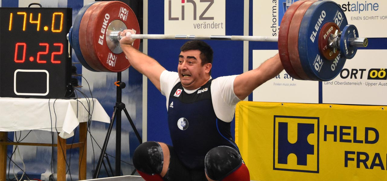 You are currently viewing Sargis Martirosjan kämpft um sein Olympia Ticket