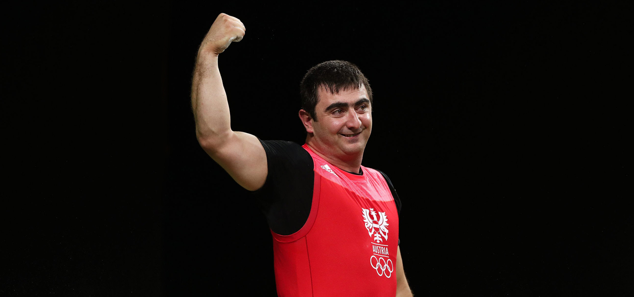 You are currently viewing Sargis Martirosjan bei Olympia dabei