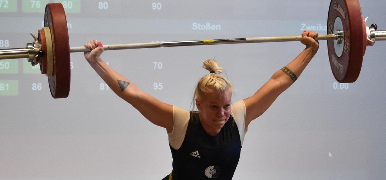 You are currently viewing 21 Medaillen für den LV Oberösterreich bei der Frauen Staatsmeisterschaften im Gewichtheben der Frauen