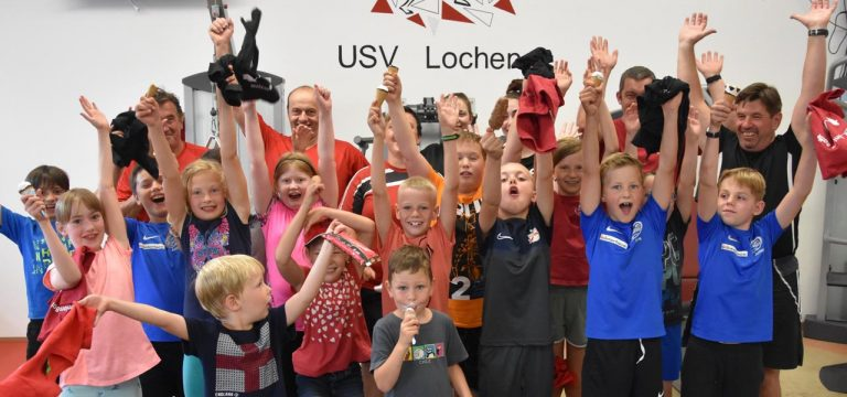 Read more about the article Challenge Day 2021 in Lochen