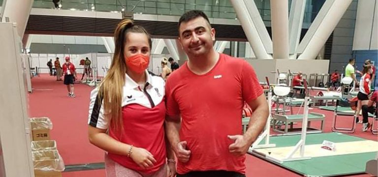 Read more about the article Sarah & Sargis bereit für Olympia