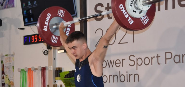Read more about the article Olympiateilnehmer Sargis Martirosjan im Schongang zum ÖM Titel !!